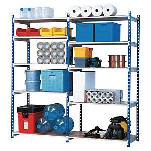 Rangeco muscular shelving starter unit 35 cm depth