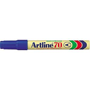 ARTLINE 70 PERMANENT MARKER B/TIP BLUE