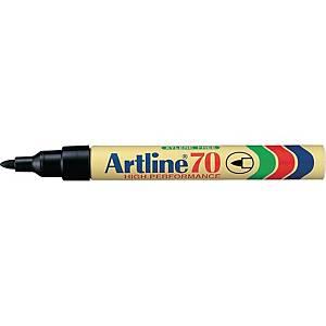 ARTLINE 70 PERMANENT MARKER B/TIP BLACK