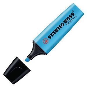 STABILO ปากกาเน้นข้อความBOSS2-5มม. ฟ้า