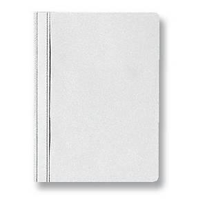 Tilbudsmappe Lyreco Budget, A4, hvid