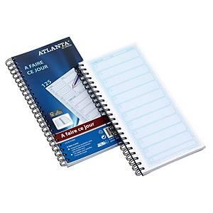 Jalema Atlanta 5707-214 Things To Do memoboek, Frans