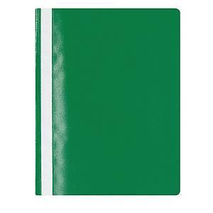 Tilbudsmappe Lyreco Budget, A4, grøn