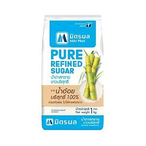 MITR PHOL น้ำตาลทรายขาว 1 กิโลกรัม