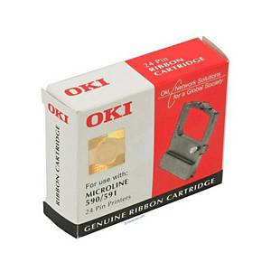 Oki 9002316 Printer Ribbon Black