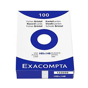 PK100 EXACLAIR 13309E CARD 210G 105X148