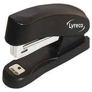 LYRECO #10 POCKET STAPLER BLK