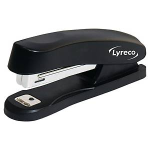 LYRECO BLACK NO.10 POCKET STAPLER - 10 SHEET CAPACITY