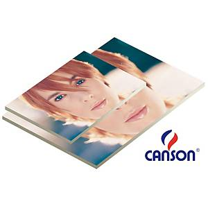 PK25FOMECOR CARTON PAPER 5MM 70x100CM WH