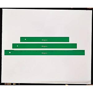 FABER CASTEL 814 GRADUATE RULE GREEN