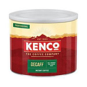 Kenco Original Decaffeinated Instant Coffee Tin 500G