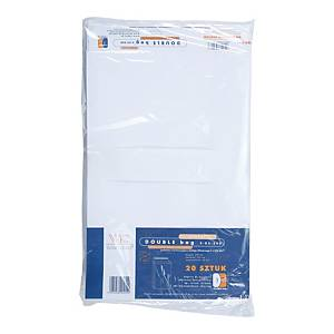 PK20 ENVELOPES SDS-90 WHITE