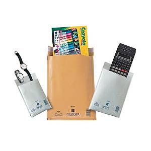 SealedAir Mail Lite® légpárnás tasak, 110 x 160 mm, fehér, 10 darab