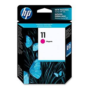 HP C4837A inkjet cartridge nr.11 red High Capacity [2.000 pages]