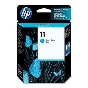 HP C4836A inkjet cartridge nr.11 blue High Capacity [2.350 pages]