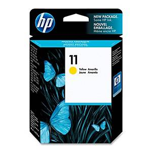 HP C4838A inkjet cartridge nr.11 yellow High Capacity [2.550 pages]