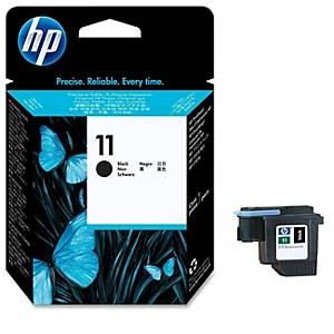 HP 11 (C4810A) printkop inktpatroon, zwart