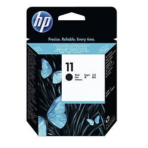 Druckkopf HP No.11 C4810A, 16000 Seiten, schwarz