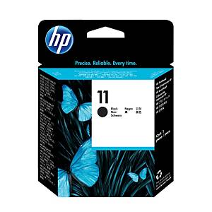 Cabeça de tinta HP 11 preto C4810A para Business Inkjet 1000/2200/2300