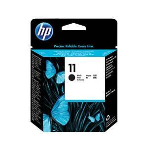 HP tlačová hlava 11 (C4810A) čierna
