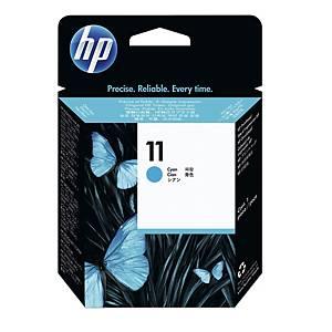 Testina di stampa HP No.11 C4811A, 24000 pagine, ciano