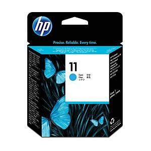 HP tisková hlava 11 (C4811A), cyan