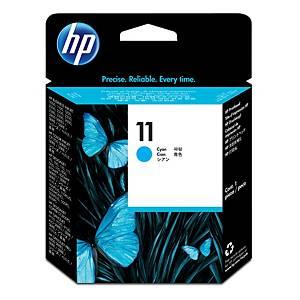 Cabeça de tinta HP 11 - C4811A - ciano