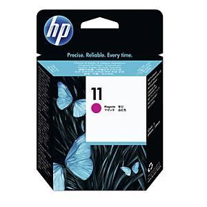 Druckkopf HP C4812A - 11, Reichweite: 24.000 Seiten, magenta