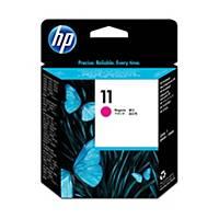 HP nyomtatófej 11 (C4812A), magenta