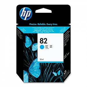 HP C4911A inkjet cartridge nr.82 blue High Capacity [1.430 pages]