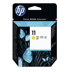 HP C4813A print head inkjet cartridge nr.11 yellow [24.000 pages]