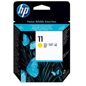 Printhoved HP 11 C4813A 2.400 sider gul