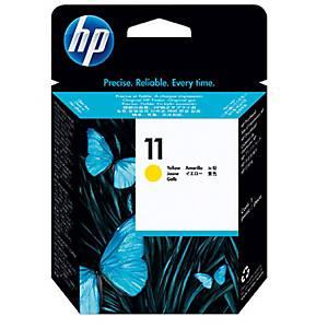 Tête d impression HP 11 - C4813A - jaune