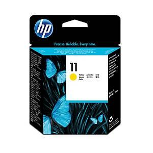 Hp C4813A/No.11 Original Inkjet Printhead - Yellow