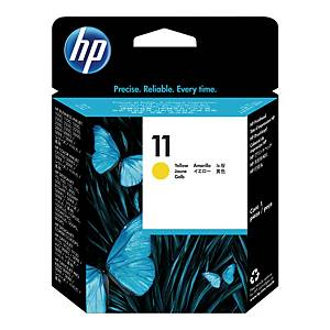 Głowica drukująca HP 11 C4813A yellow