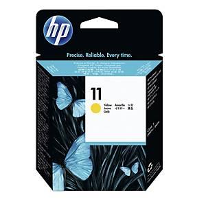 Printhoved HP 11 C4813A, 2 400 sidor, gul