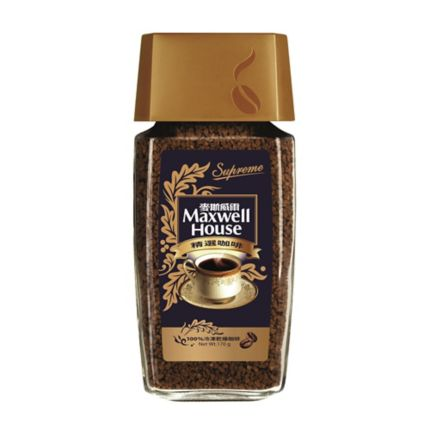 Maxwell House Supreme Instant Coffee 170g