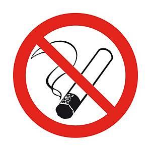 Znak Palenie tytoniu zabronione, 150 x 150 mm