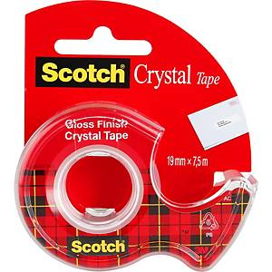 3M 1975 SCOTCH TAPE CRYSTAL CLEAR