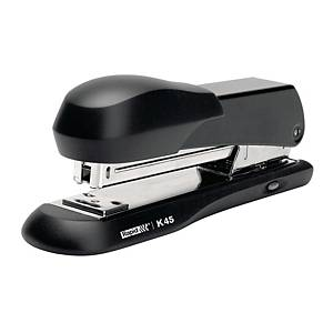 Rapid Classic Full-strip nietmachine K45, zwart, 20 vel