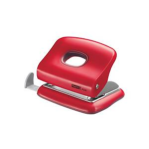 RAPID FC20 2-HOLE PAPER PUNCH RED