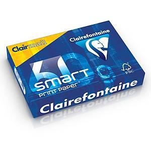 Papier Clairefontaine Smart Print A4, 60 g/m2, blanc, 500feuilles