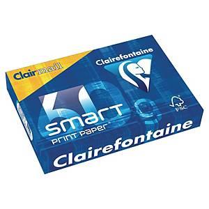 Papier blanc A4 Clairefontaine Smart Print Paper - 60 g - ramette 500 feuilles