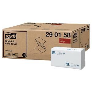 Pappershandduk Tork H3 Soft Universal, V-fold, förp. med 15 paket