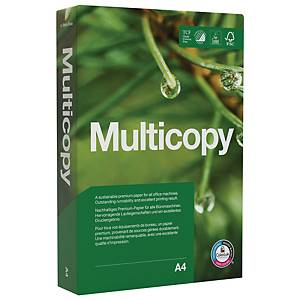 Multifunktionspapir MultiCopy Original, A4, 160 g, pakke a 250 ark