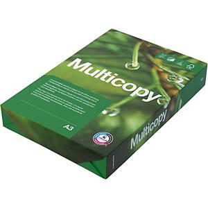 Papier de copie Multicopy A3 80 g/m2, blanc, emballage de 500 feuilles
