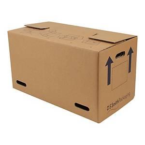 CARDBOARD BOX 677X383X382MM