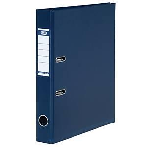 Brevordner Elba Strong-line, A4, 5 cm, blå