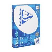 Clairefontaine 2618 wit A4 papier, 160 g, per 250 vellen