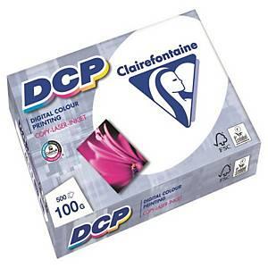 Clairfontaine DCP 컬러인쇄전용지 A4 100g 하양 500매/1권